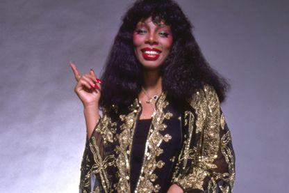 La diva du disco, Donna Summer, en novembre 1978