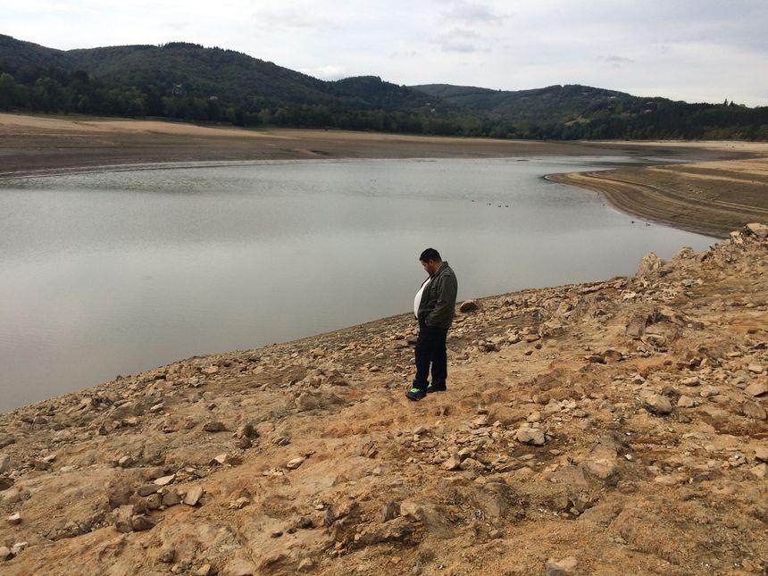 """Le Lac de Saint-Ferréol peut être l'occasion de se prendre pour Matt Damon dans """"Seul sur Mars""""...."""
