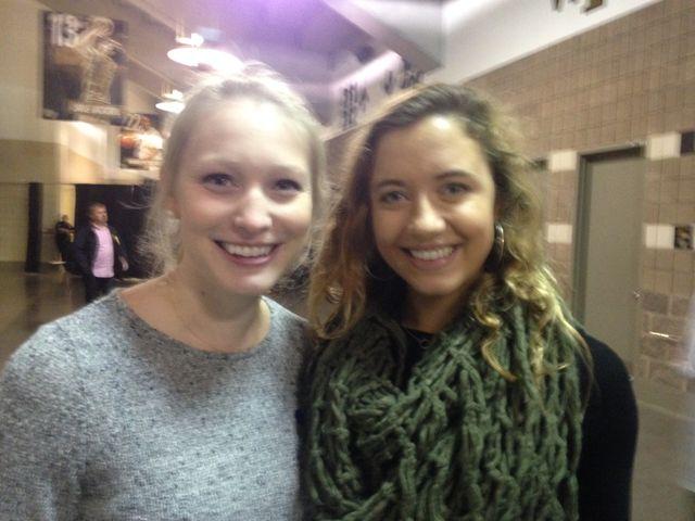 Mélissa et Sandy voteront pour la première fois le 8 novembre