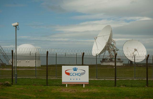 Le centre de surveillance électronique de Bude en Angleterre, où selon Edouard Snowden les services britanniques interceptent les télécommunications qui arrivent par câbles sous-marins.