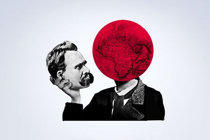 """Illustration pour la chronique """"Le monde de..."""""""