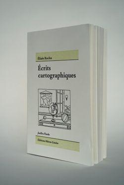 Ecrits cartographiques