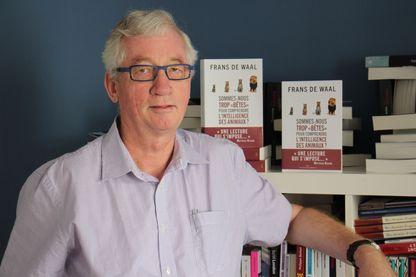 """Frans de Waal (avec l'autorisation des éditions """"Les liens qui libèrent"""")"""