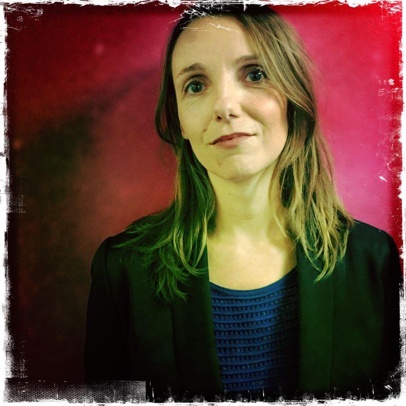Caroline Rolland-Diamond, professeure d'histoire à l'Université Paris-Ouest-Nanterre