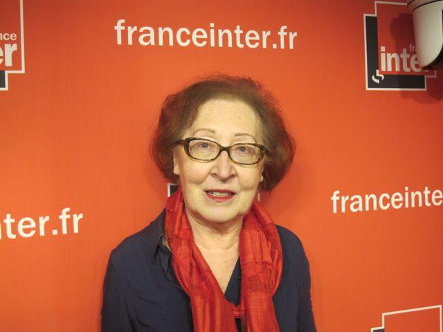 Anne-Marie Bidaud, historienne, spécialiste du cinéma américain