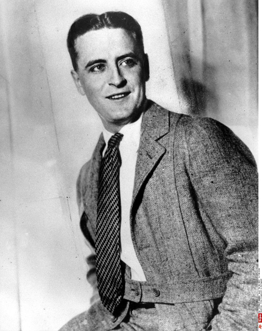 Francis Scott Fitzgerald en 1925