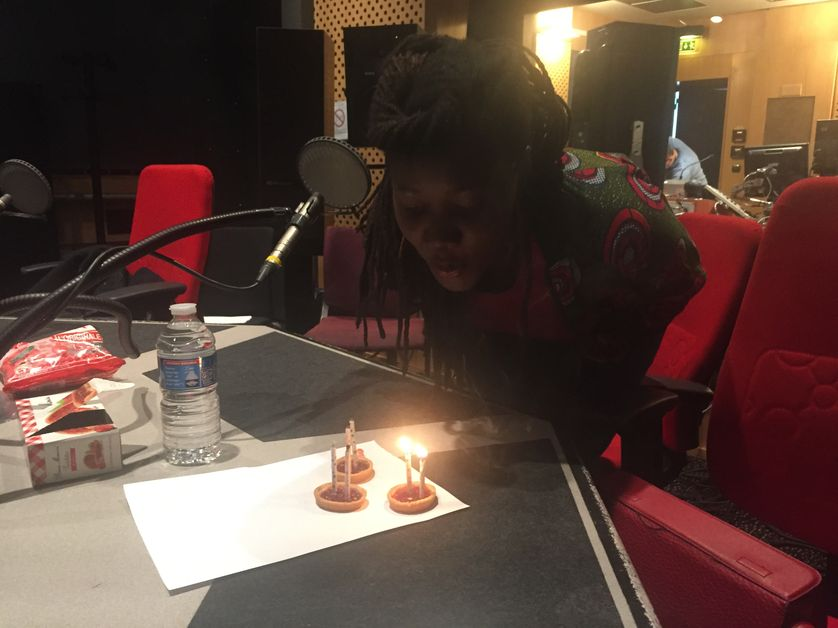 L'anniversaire d'Alice Diop