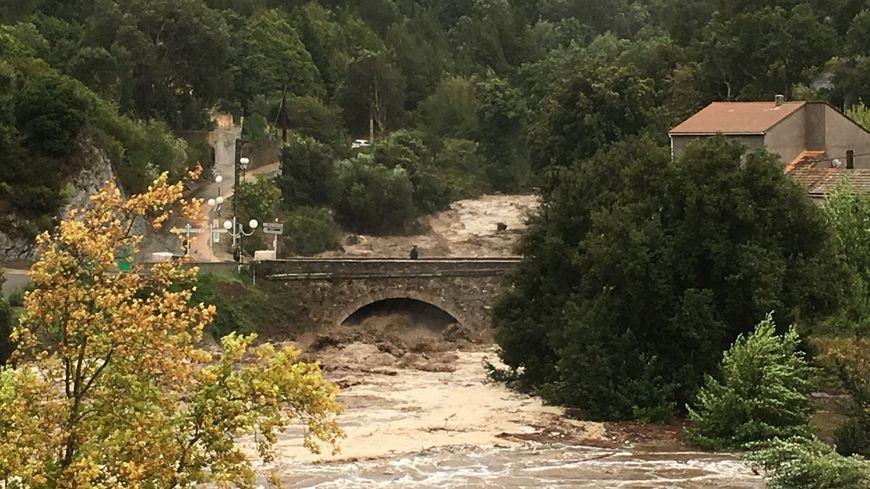 Le 2 octobre 2015, le centre Corse avait été victime de graves inondations