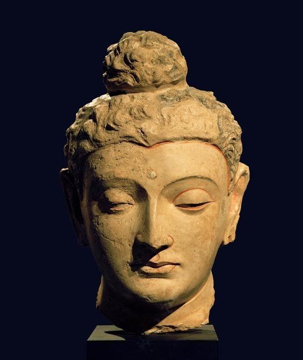 Bouddha Hadda, Afghanistan IVème Vème siècle