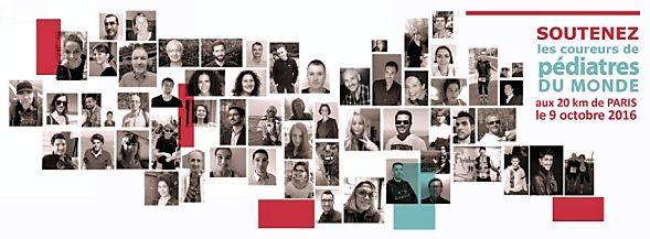 70 coureurs réunis pour Pédiatres du Monde