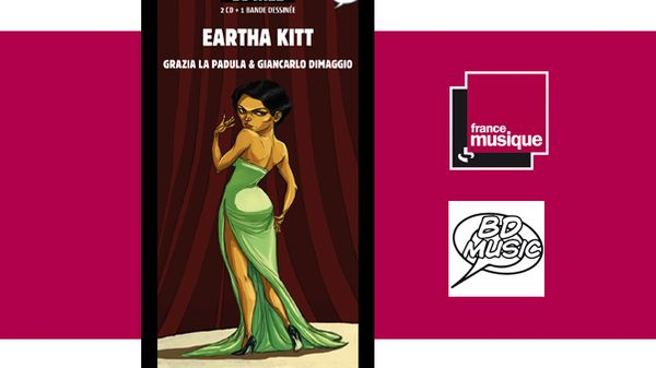 Eartha Kitt - Grazia La Padula et Giancarlo Dimaggio