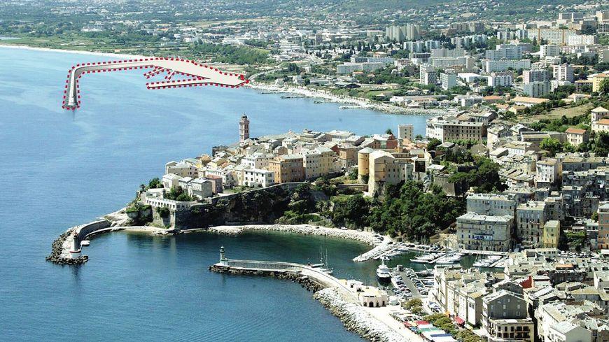 Un Nouveau Port Sans Impact Environnemental A Bastia