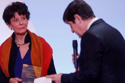 Le 22 décembre 2015,  la concertiste Gisèle Magnan recevait un prix aux lauréats de La France s'engage