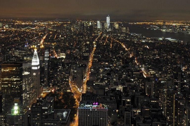 New York City Of Power