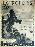 Affiche pour l'avant-première de 1888