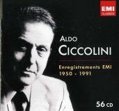 cd visuel Liszt  Harmonies poétiques et religieuses  Ciccolini emi