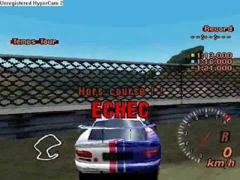 WT de-Gran Turismo 2(PS1), Partie 7-SUPER PERMIS(2)