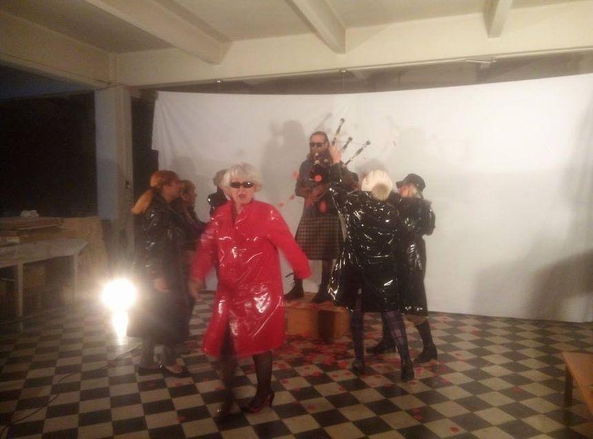 La performance des mamies de Hiatus