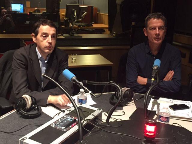 Jérôme Fourquet et Jean-Philippe Moinet