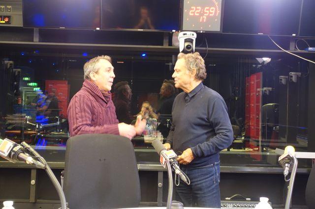 Fabrice Bénichou et Philippe Caubère