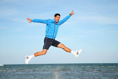 Novak Djokovic en forme