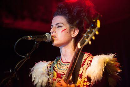 Jesca Hoop sur scène à The Borderline à Londres, le 2 Octobre 2012