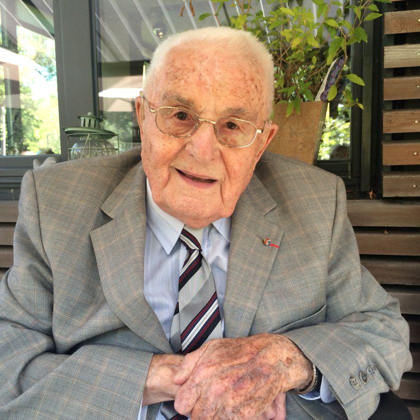 Johny Schmidt s'est évadé du Luxembourg le 18 octobre 1943 pour rejoindre Clermont-Ferrand