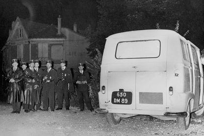 Camionnette de l'attentat du Petit-Clamart (1962)