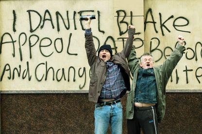 Moi, Daniel Blake, un film de Ken Loach