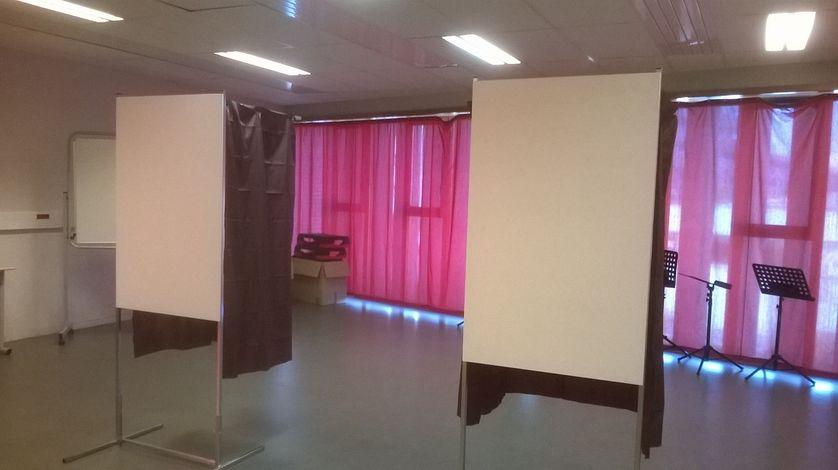 Salle des élections des délégués