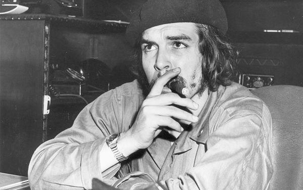 Che Guevara aurait souffert d'amusie