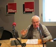 Serge Elhaïk présente...   ©Annick Haumier-Radio France