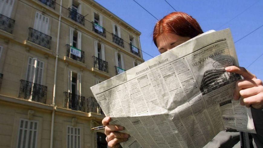 À Marseille, le prix moyen dans l'ancien est de 2.250 euros le mètre carré.