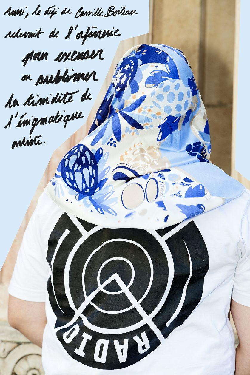 Camille Boileau pour le DJ-producteur Alex Autajon