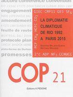 La diplomatie climatique