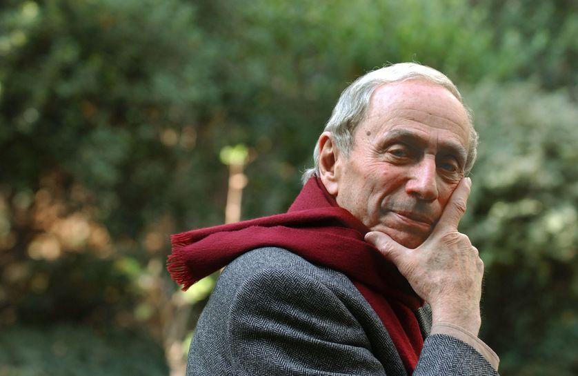Georges Balandier en 2003