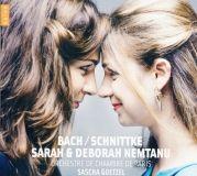 Sarah Nemtanu Deborah Nemtanu Bach