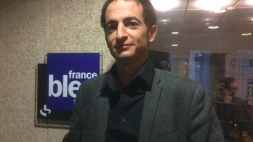 Rémy Slama sur France Bleu Isère