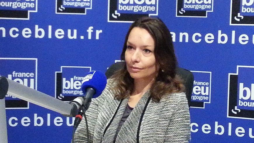 Karine Triboulet sous-directrice de l'Assurance maladie en Côte d'Or