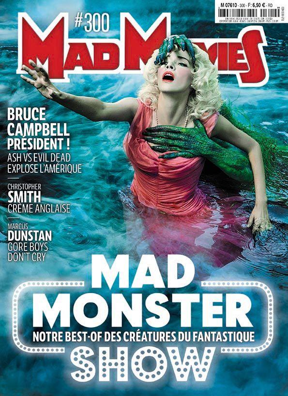 Couverture du numéro 300 de Mad Movies