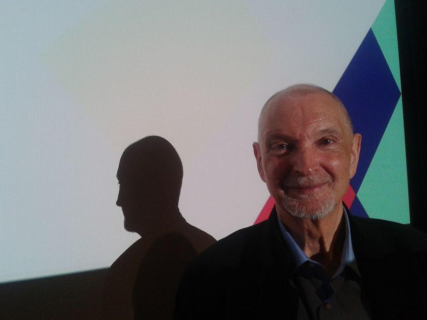Le psychiatre spécialiste des écrans Serge Tisseron, jeudi 6 octobre à Paris.