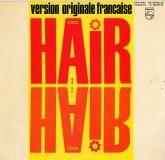 HAIR de James Rado/Gerome Ragni/MacDermott - version française