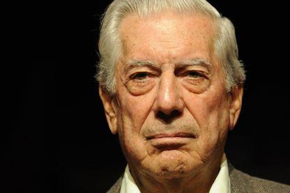 Mario Vargas Llossa en 2010