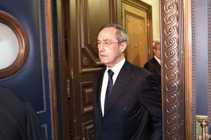 Claude Guéant,  2015