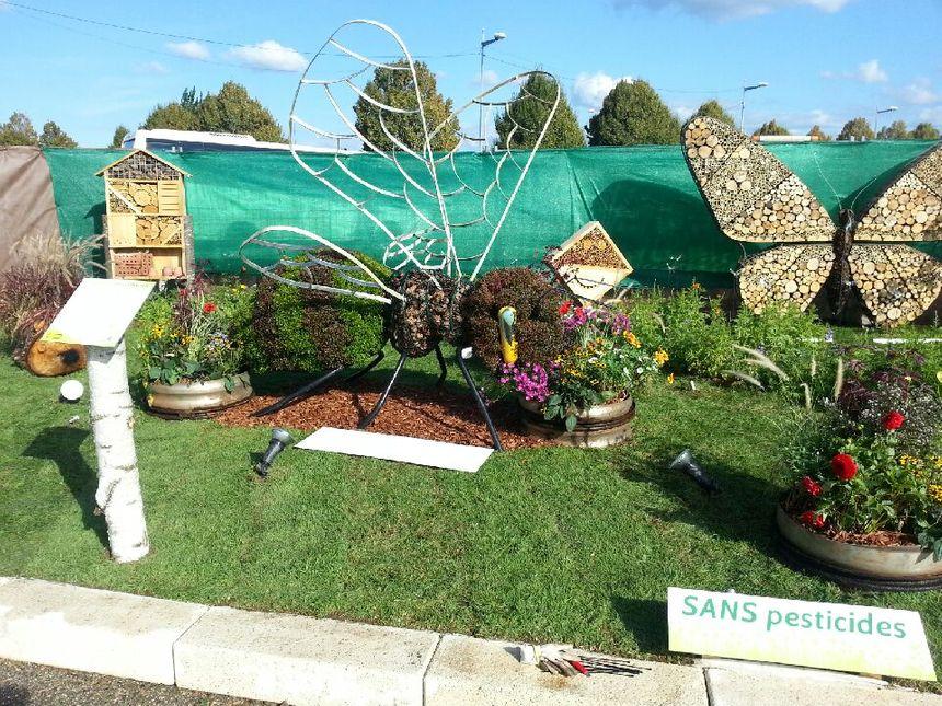 Folie'flore ou 10.000m² de jardins éphémères