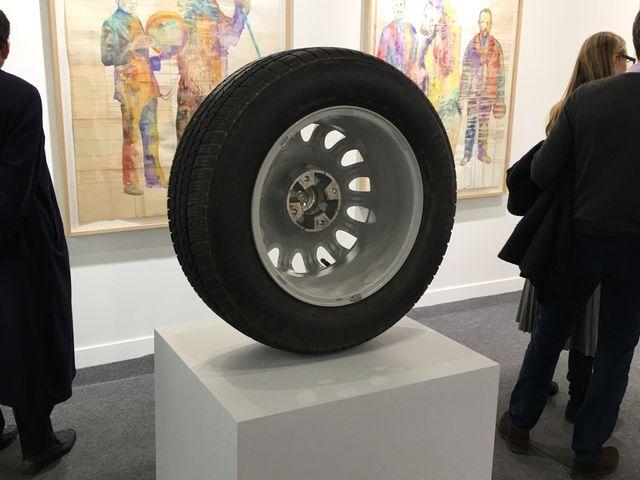Hubert Duprat, Hécatombe, Galerie Art : Concept