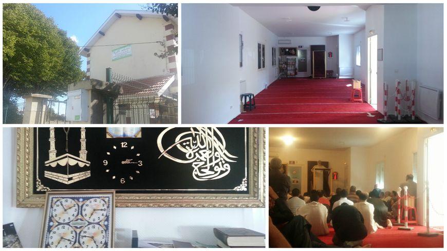 Au coeur de la mosquée de Dax