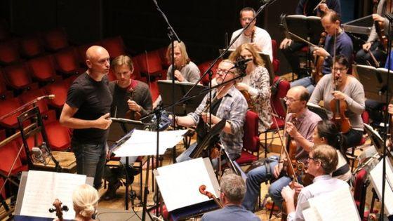 E.S.T. Symphony & Royal Stockholm Philarmonic Orchestra ©Burkhard Hopper/ACT