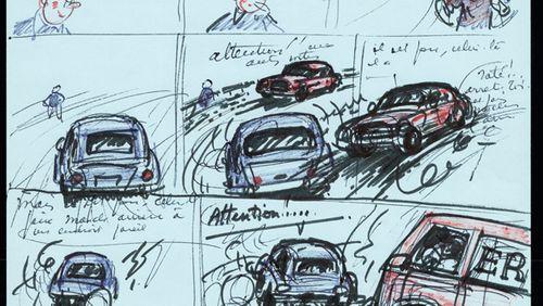 Épisode 3 : Balade dans l'exposition Hergé