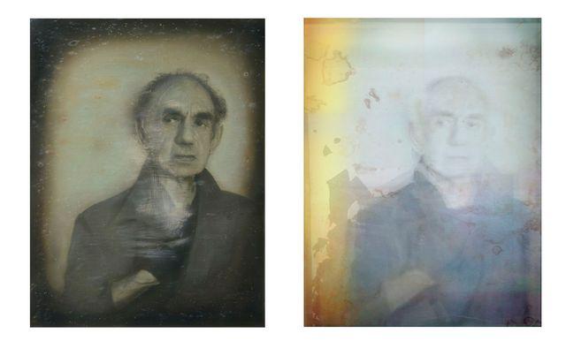 Hommage à Robert Cornelius , 1839 / Tendance des portraits altérés, 2015